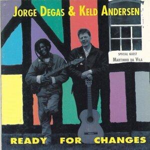 Jorge Degas, Keld Andersen 歌手頭像