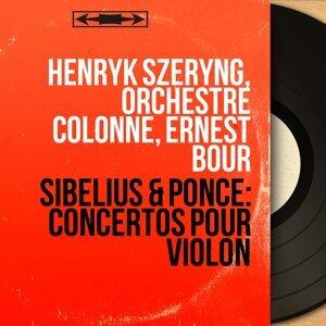 Henryk Szeryng, Orchestre Colonne, Ernest Bour 歌手頭像