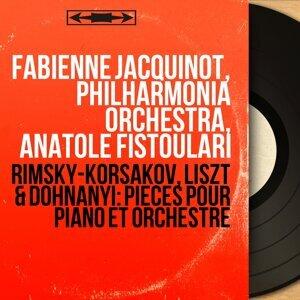 Fabienne Jacquinot, Philharmonia Orchestra, Anatole Fistoulari 歌手頭像