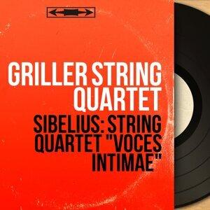 Griller String Quartet, Sidney Griller, Jack O'Brien, Philip Burton, Colin Hampton 歌手頭像