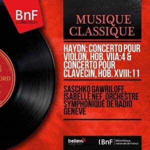 Saschko Gawriloff, Isabelle Nef, Orchestre symphonique de Radio Genève 歌手頭像