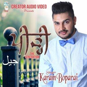 Karam Boparai 歌手頭像
