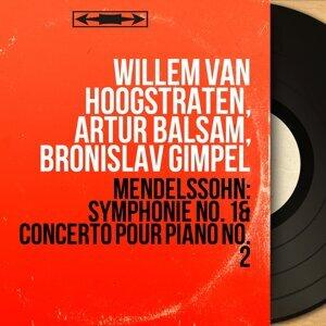 Willem van Hoogstraten, Artur Balsam, Bronislav Gimpel 歌手頭像