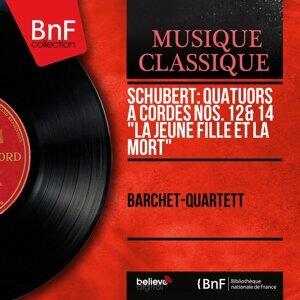 Barchet-Quartett, Reinhold Barchet, Will Beh, Hermann Hirschfelder, Helmut Reimann 歌手頭像