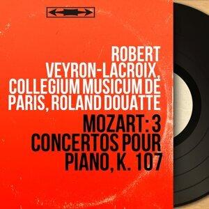 Robert Veyron-Lacroix, Collegium musicum de Paris, Roland Douatte 歌手頭像
