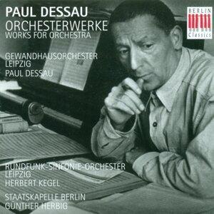 Gunther Herbig, Leipzig Radio Symphony Orchestra, Berlin Staatskapelle, Leipzig Gewandhaus Orchestra, Herbert Kegel 歌手頭像