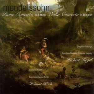 Siegfried Stockigt, Leipzig Radio Symphony Orchestra, Herbert Kegel, Berlin Chamber Orchestra, Gustav Schmahl, Helmut Koch 歌手頭像