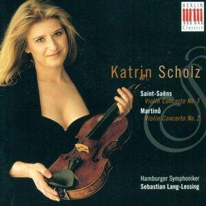 Sebastian Lang-Lessing, Hamburg Symphony Orchestra, Katrin Scholz 歌手頭像