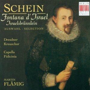 Martin Flämig, Leipzig Capella Fidicinia, Dresdner Kreuzchor 歌手頭像