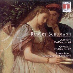 Gewandhaus Quartet, Peter Rösel 歌手頭像