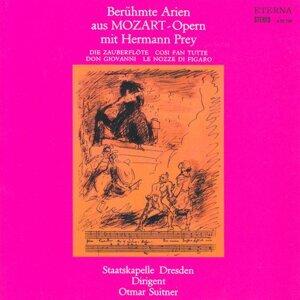 Hermann Prey, Dresden Staatskapelle, Otmar Suitner 歌手頭像