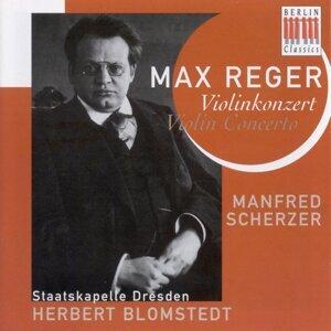 Herbert Blomstedt, Dresden Staatskapelle, Manfred Scherzer 歌手頭像