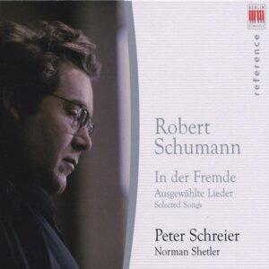 Peter Schreier, Norman Shetler 歌手頭像