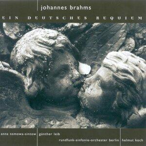 Berlin Radio Chorus, Berlin Radio Symphony Orchestra, Helmut Koch, Berlin Radio Solistenvereinigung 歌手頭像