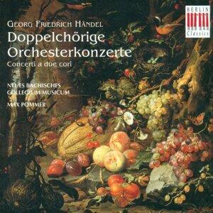 New Bach Collegium Musicum Leipzig 歌手頭像