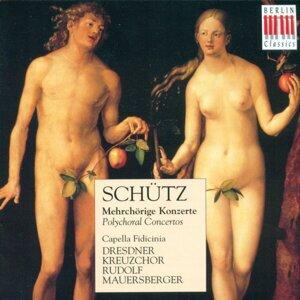 Walter Heinz Bernstein, Leipzig Capella Fidicinia, Hans Otto, Dresden Kreuzchor 歌手頭像