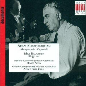 Adolf Fritz Guhl, Berlin Radio Symphony Orchestra, Horst Stein, Berlin Radio Orchestra 歌手頭像