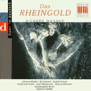 Rudolf Kempe & Staatskapelle Berlin 歌手頭像