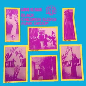 Black Children Sledge Funk Group
