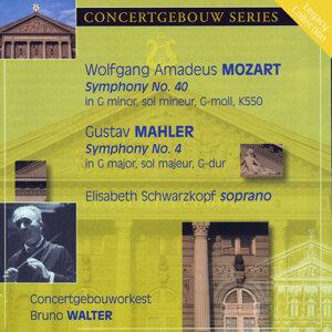Concertgebouw Orchestra, Elisabeth Schwarzkopf 歌手頭像