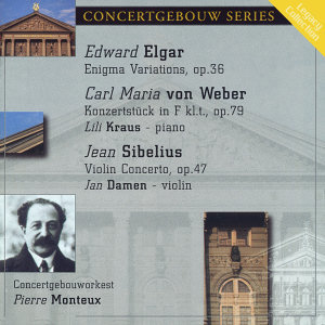 Concertgebouw Orchestra, Jan Damen, Lili Kraus 歌手頭像