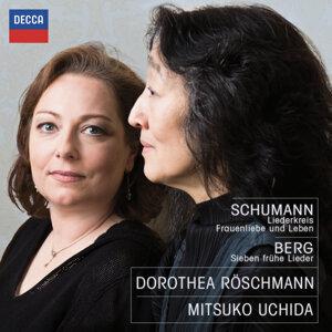 Dorothea Röschmann, Mitsuko Uchida 歌手頭像