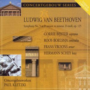 Concertgebouw Orchestra, Corrie Bijster, Hermann Schey 歌手頭像