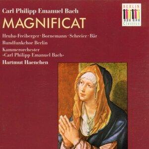 Hartmut Haenchen, Chamber Orchestra Carl Philipp Emanuel Bach 歌手頭像