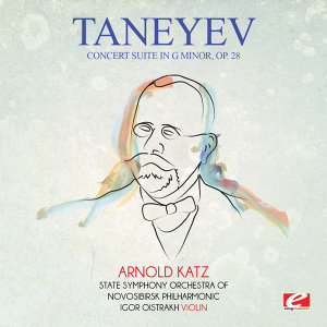 State Symphony Orchestra of Novosibirsk Philharmonic, Arnold Katz, Igor Oistrakh 歌手頭像