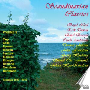 Various, Danish State Radio Symphony Orchestra 歌手頭像
