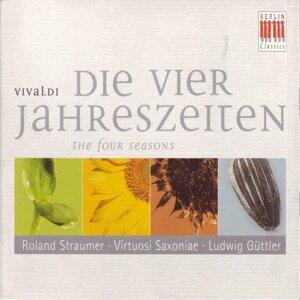 Roland Straumer, Virtuosi Saxoniae, Ludwig Güttler 歌手頭像