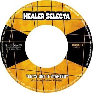Healer Selecta 歌手頭像