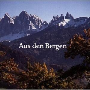 Aus den Bergen 歌手頭像