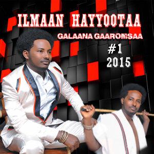 Galaana Gaaromsaa 歌手頭像