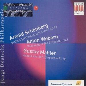 Hans Zender, Gary Bertini, German Youth Philharmonic Orchestra 歌手頭像