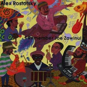 Alex Rostotsky 歌手頭像