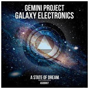 Gemini project 歌手頭像