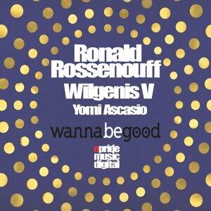 Ronald Rossenouff,  Wilgenis V 歌手頭像