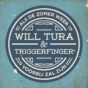 Will Tura, Triggerfinger 歌手頭像