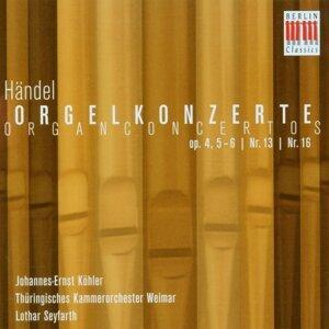 Johannes-Ernst Köhler, Thüringisches Kammerorchester Weimar & Lothar Seyfarth 歌手頭像