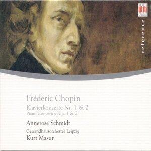 Annerose Schmidt, Kurt Masur, Leipzig Gewandhaus Orchestra 歌手頭像