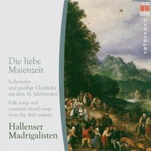 Hallenser Madrigalisten, Siegfried Bimberg 歌手頭像