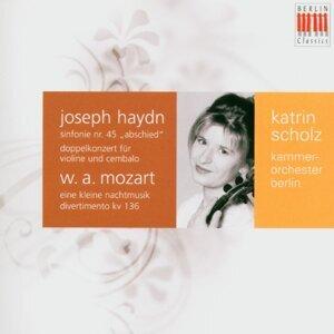 Katrin Scholz, Kevin McCutcheon & Kammerorchester Berlin 歌手頭像