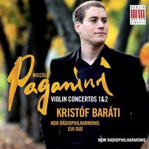 Kristóf Baráti, NDR Radiophilharmonie, Eiji Oue 歌手頭像
