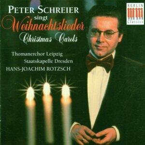Peter Schreier, Thomanerchor Leipzig, Staatskapelle Dresden, Hans-Joachim Rotzsch 歌手頭像