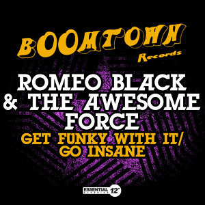Romeo Black, The Awesome Force 歌手頭像
