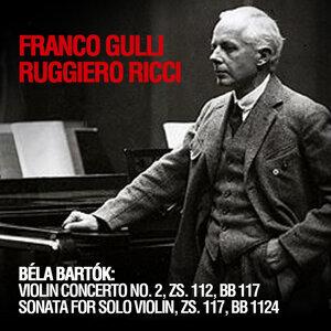 Franco Gulli, Ruggiero Ricci 歌手頭像