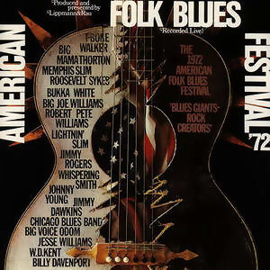 American Folk Blues Festival '72