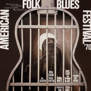 American Folk Blues Festival '70 歌手頭像