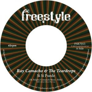 Ray Camacho & The Teardrops 歌手頭像